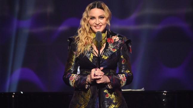 Madonna revela que la violaron a punta de cuchillo