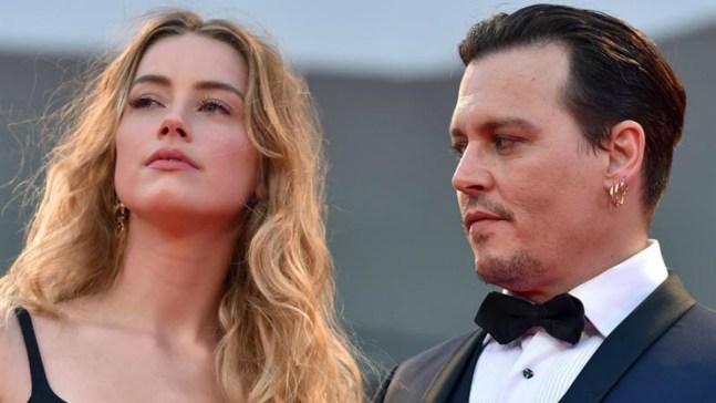 Tenso divorcio: ordenan alejarse de su esposa a Johnny Depp