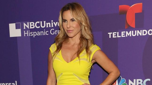 Kate del Castillo reaparece con foto viendo narcocorrido