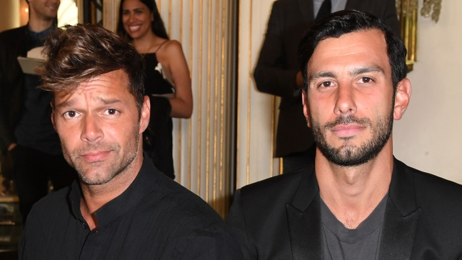 Amor en París entre Ricky Martin y Jwan