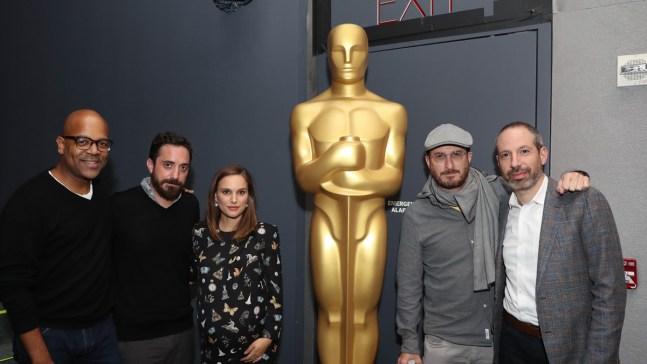 """Para Natalie Portman, director chileno """"es un visionario"""""""