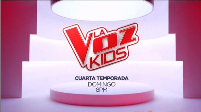 La Voz Kids│Domingo 8 pm