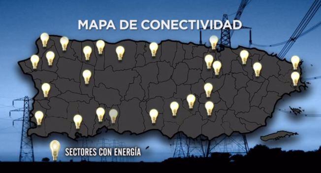 AEE: 95% de los clientes energizados