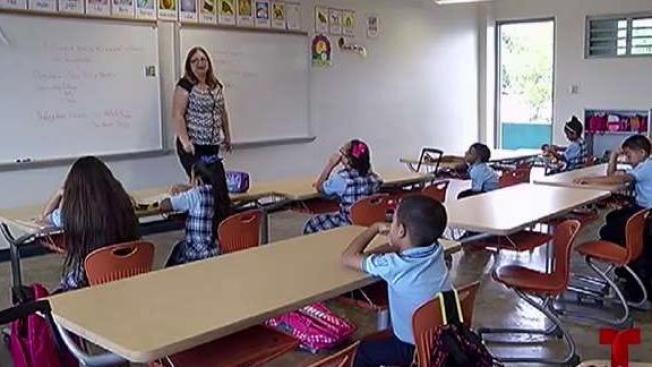 Más de 300 maestros se acogen a jubilación
