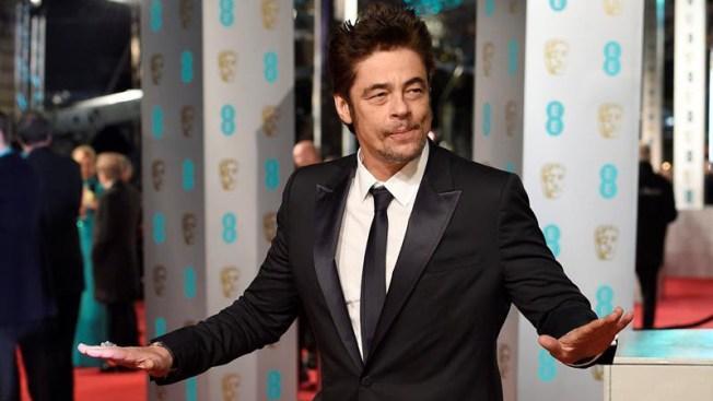 Benicio del Toro resalta las ventajas de ser bilingüe