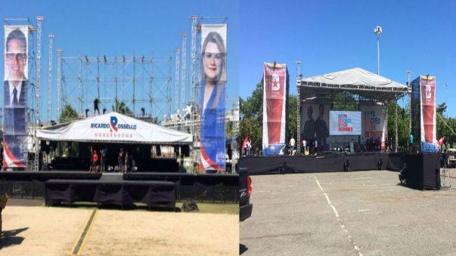 PNP espera miles de personas en cierre de campaña