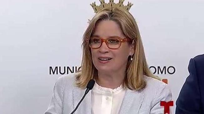 Carmen Yulín renuncia a la vicepresidencia del PPD