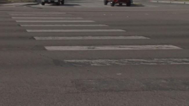 Peatón muere arrollado por varios vehículos