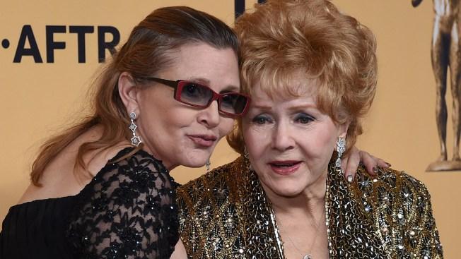 Muere actriz Debbie Reynolds, madre de Carrie Fisher