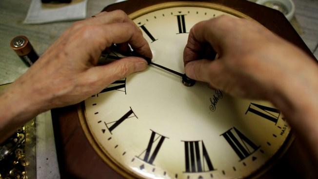 Llega el cambio de hora en EE.UU.