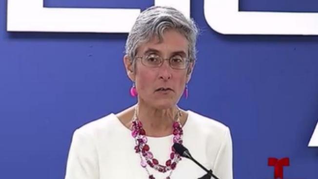 Exgobernadora Sila Calderón anuncia que no votará en el plebiscito