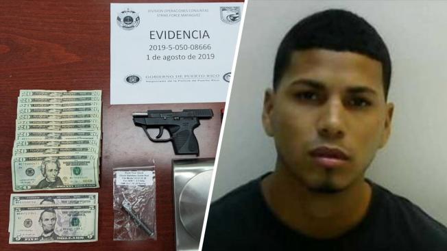 Arrestan a boxeador que fue sorprendido con armas