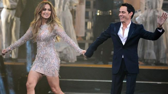 Video: Juntos de nuevo J. Lo y Marc