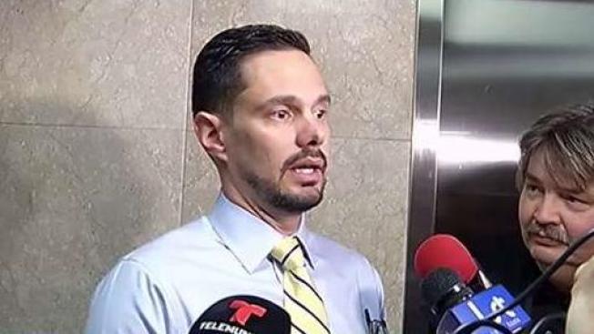 Desestiman cargos contra el abogado Leo Aldridge