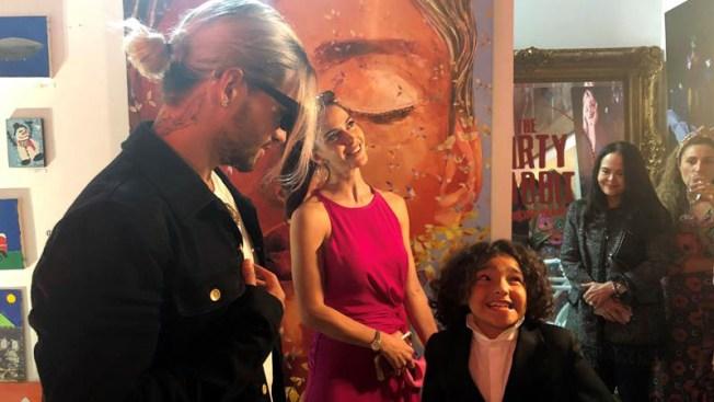 Paulina Rubio muestra por primera vez a su hijo Eros