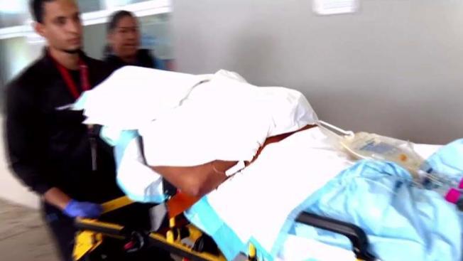 Nace bebé de mujer atacada con machete en San Lorenzo