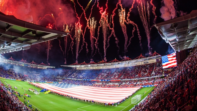 Orlando será casa de la selección de EE.UU. de fútbol para el torneo de la Concacaf