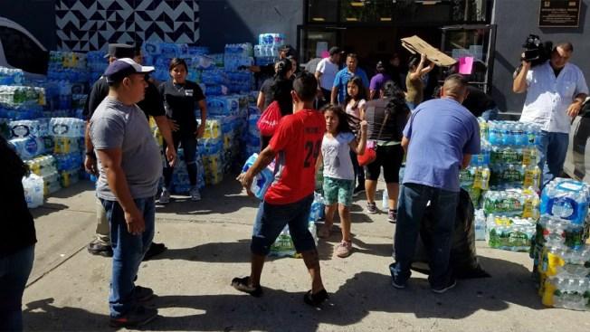 Boricuas unen esfuerzos para llevar ayuda a Bahamas