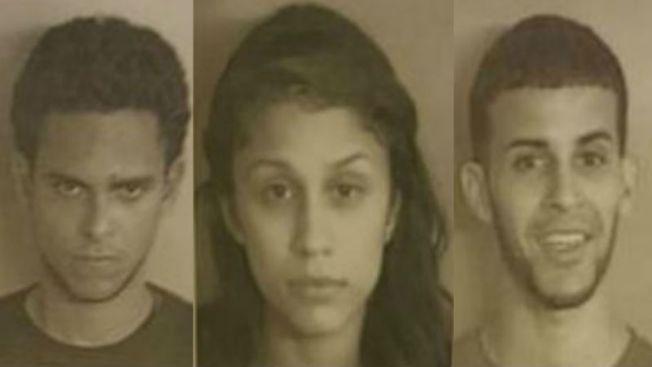 Procesan trío arrestado por drogas y armas