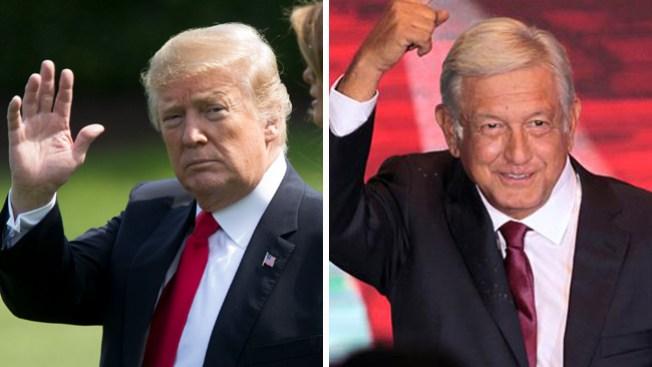 En carta, Trump precisa prioridades en relación con México