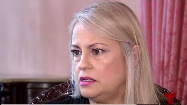 Gobernadora detiene firma de contrato entre Stantec y la AEE