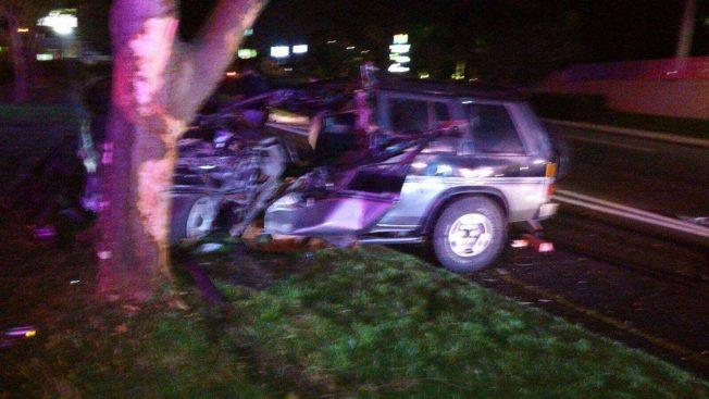 Reportan accidente grave en Bayamón