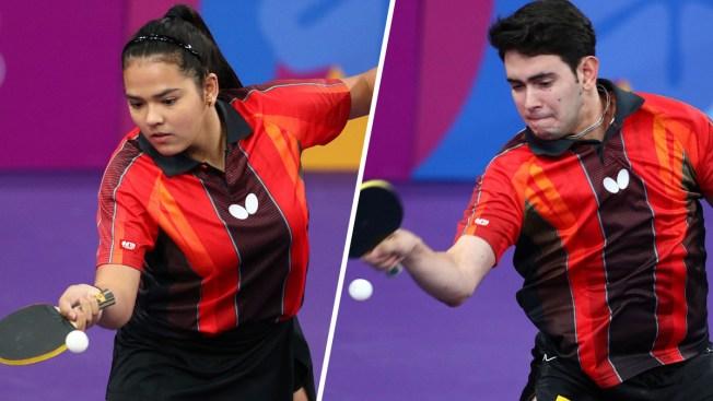 Adriana Díaz y Brian Afanador obtienen su primera victoria