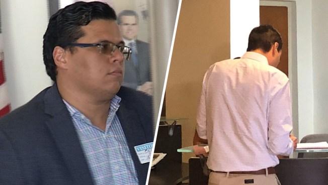 Alfonso Orona y Ramón Rosario acuden a Justicia