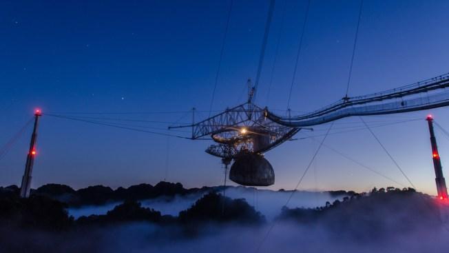Otorgan $12.3 millones para el Observatorio de Arecibo