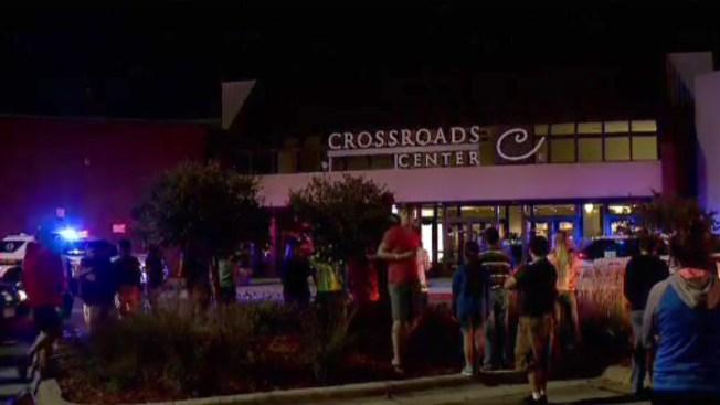Fueron nueve los heridos a puñaladas en centro comercial