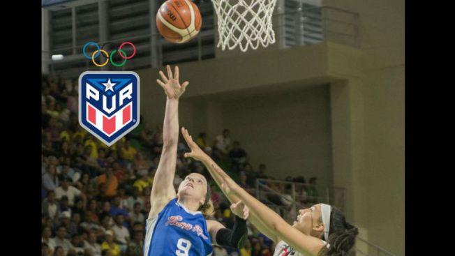 Puerto Rico se queda con el bronce en el basket femenino