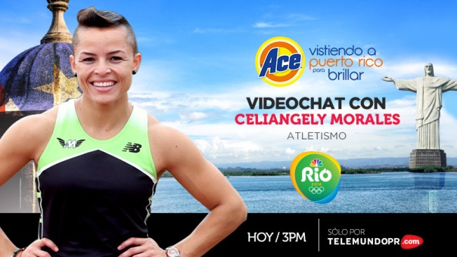 Videochat con Celiangely Morales