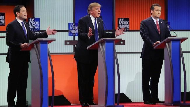 Rivales de Trump dicen que lo apoyarán si gana candidatura