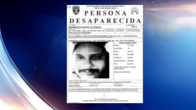 Buscan hombre desaparecido en Toa Alta