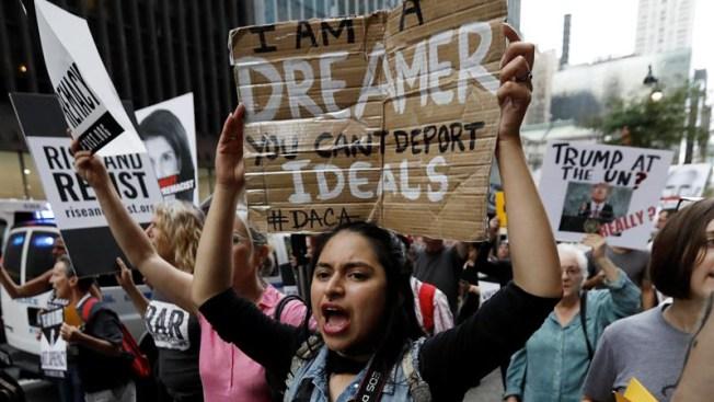 Dreamers preparan marchas nacionales para pedir alivio migratorio