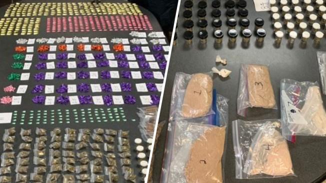 Ocupan drogas, municiones y arma en Ponce