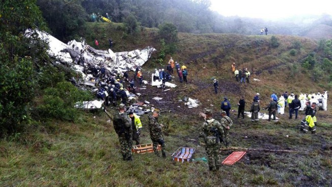 Confirman que avión accidentado no tenía combustible