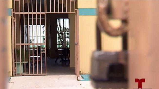 Escalan escuela en Humacao