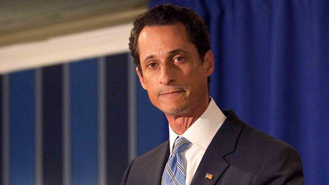 Exrepresentante Anthony Weiner se declarará culpable en caso de 'sexting'