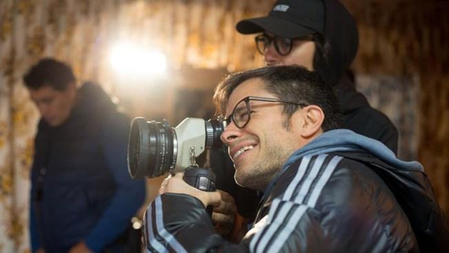 Gael García Bernal filma en pueblo sacudido por terremoto
