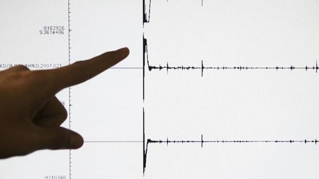 Se registra temblor al norte de Puerto Rico
