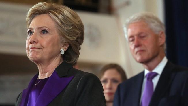 Clinton dice que perdió las elecciones por ciberataque ruso