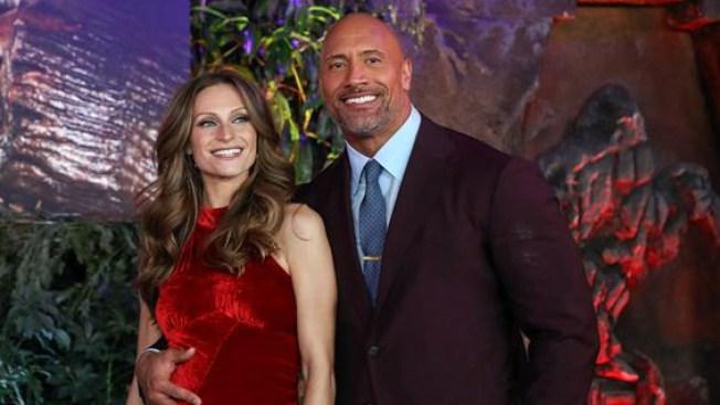 """El actor Dwayne """"The Rock"""" Johnson se casa por segunda vez"""