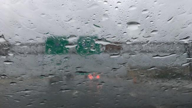 Aviso de inundaciones por fuertes lluvias