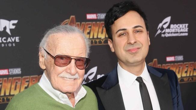 Arrestan a exmánager de Stan Lee tras cargos de abuso de ancianos