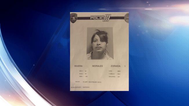 Arrestan a una de las más buscadas en Ponce