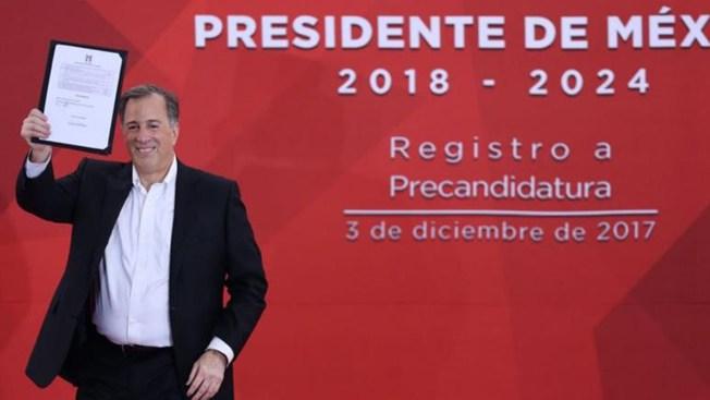 Inédito: el PRI presenta candidato no afiliado al partido