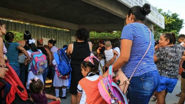 Ejército resguarda escuelas de Acapulco