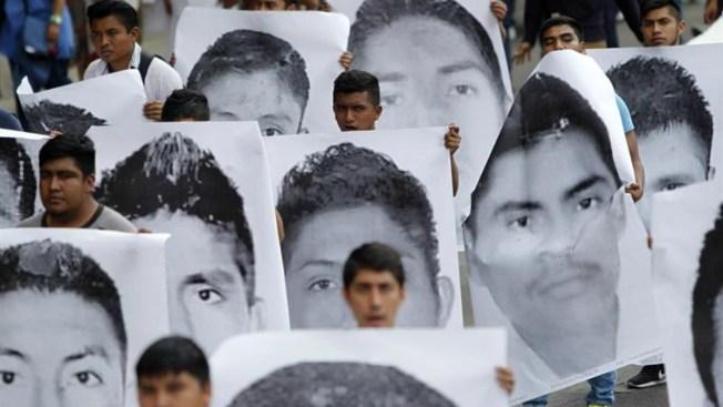Ayotzinapa: inicia un homenaje a los desaparecidos