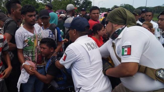Migración: EEUU negocia con países de Centroamérica
